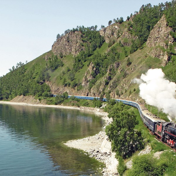 Remarkable Russia with Trans-Siberian Express Luxury Tour