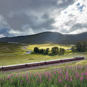 British Royale with the Royale Scotsman Luxury Tour