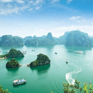 Inspiring Indochina Luxury Tour