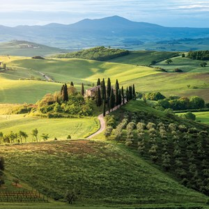 Country Roads of Italy Guided Tour