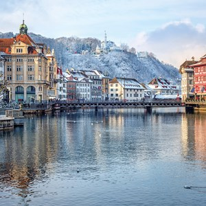 Magical Switzerland Guided Tour