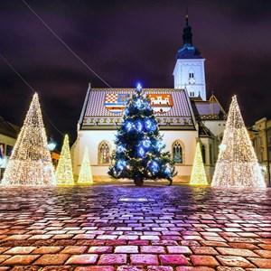 Christmas Markets of Croatia, Slovenia & Austria Guided Tour