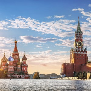 Easy Pace Russia Guided Tour