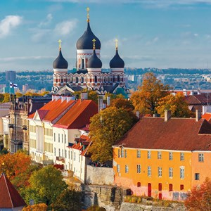 Russia, Warsaw and the Baltic States Guided Tour