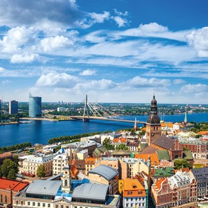 Warsaw and the Baltic States Guided Tour